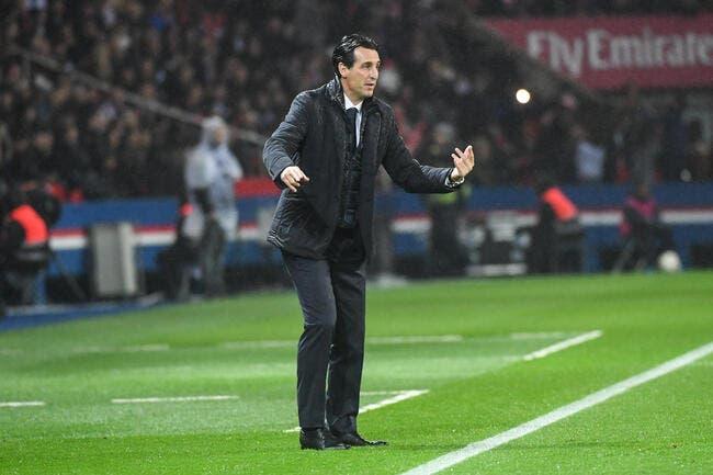 PSG : 0-0 contre un petit OM, Emery ne voit pas où est le problème