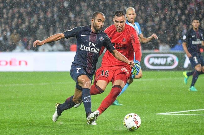 PSG-OM : Rudi Garcia met le bus, Marseille tient son 0-0