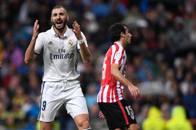 Real Madrid - Athletic Bilbao : 2-1
