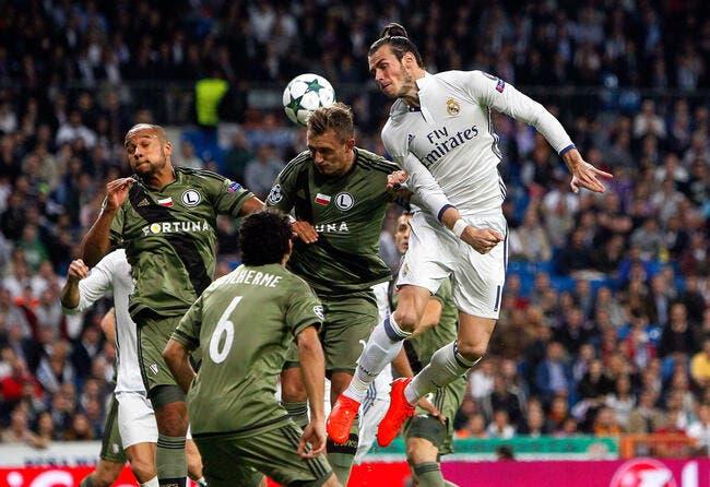 Real Madrid: Le futur prix de Gareth Bale, c'est 470 ME !