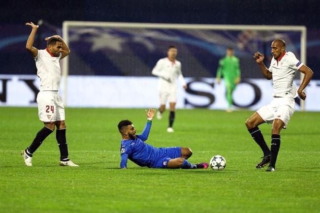 Séville - Atl. Madrid 1-0
