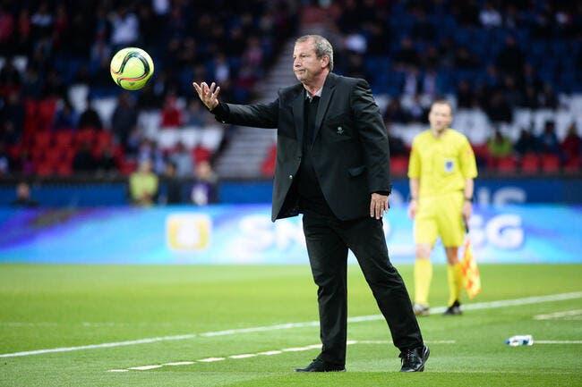 Lorient : Rolland Courbis favori pour remplacer Sylvain Ripoll