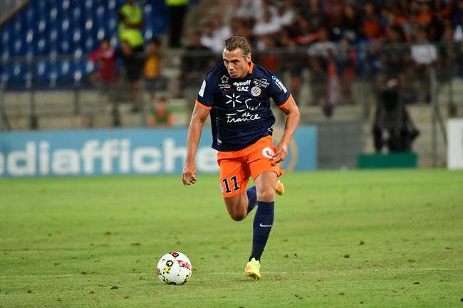 CDL : Laval - Montpellier 0-2