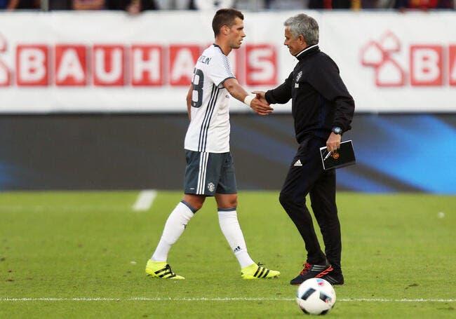 PL : Schneiderlin éjecté de Man Utd par Mourinho ?