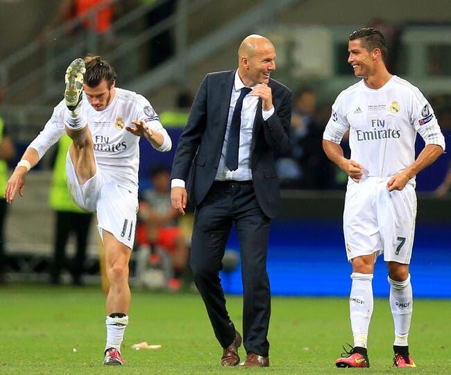 Real Madrid : Zidane soutient Cristiano Ronaldo envers et contre tout