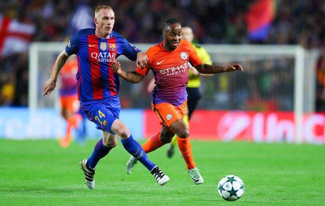 Barcelone : Jérémy Mathieu out trois semaines