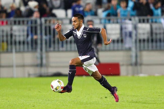 Châteauroux - Bordeaux : 0-2