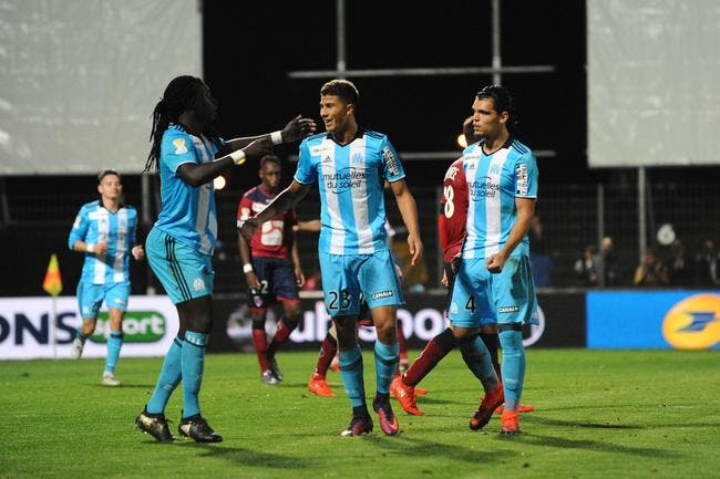 Clermont - OM : 1-2