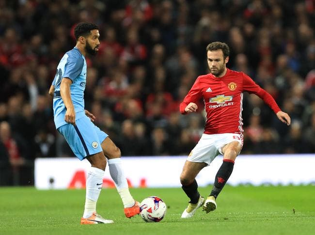 League Cup : Man Utd - Man City : 1-0