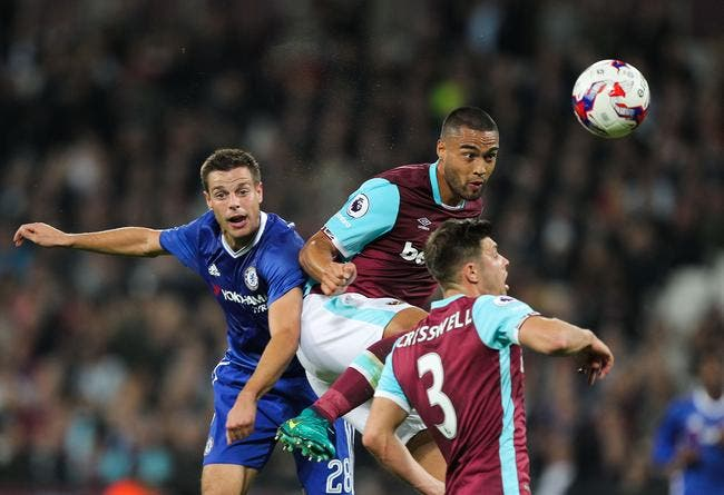 League Cup : West Ham - Chelsea : 2-1