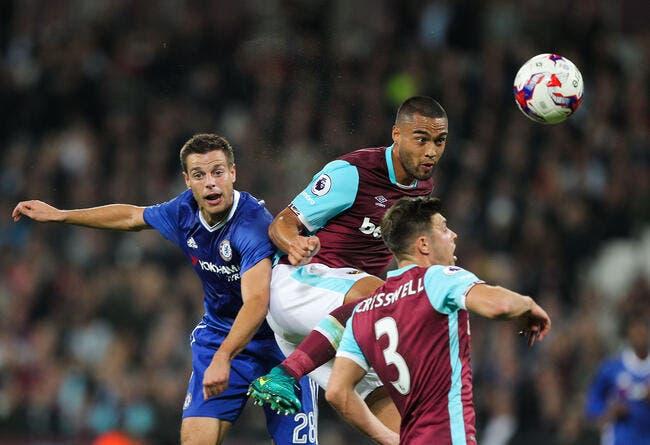 League Cup : West Ham - Chelsea : 2-1