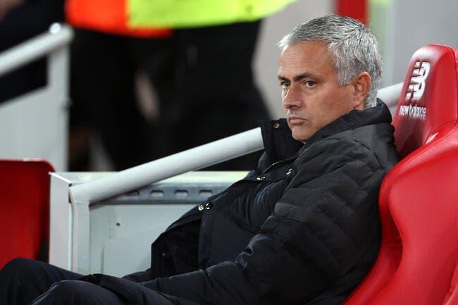 Mourinho l'avoue, Manchester le fait déprimer