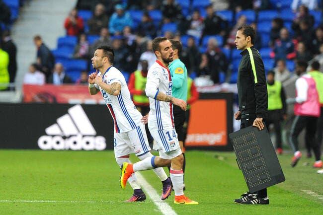 OL : Valbuena envoie un message très fort aux haters et aux autres