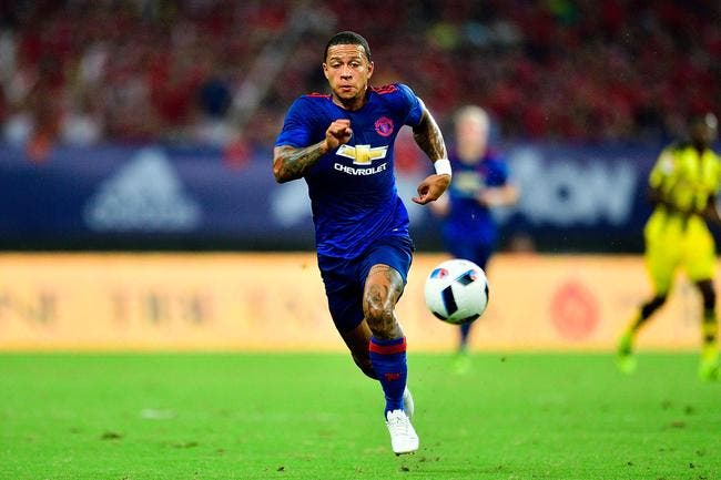 OM : Fini de jouer, Marseille veut piocher Memphis Depay à Man United