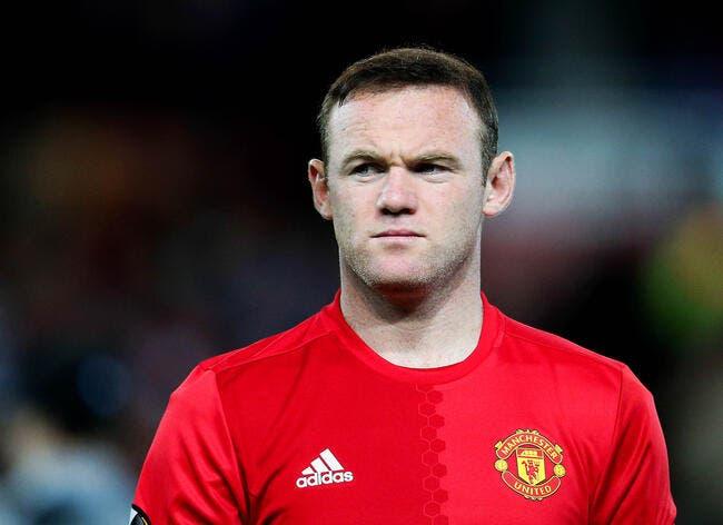 PSG : Trop nul pour Man United, Rooney peut se rabattre sur Paris