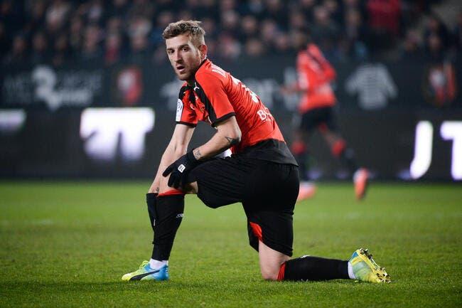 Rennes - Lorient : 3-2