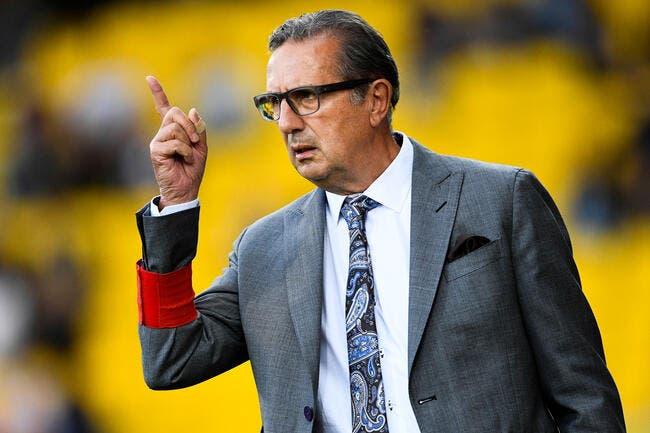 Officiel : Georges Leekens, nouveau sélectionneur de l'Algérie !