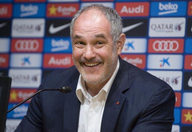 OM: Zubizarreta: «Marseille transpire le foot»