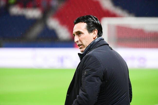 PSG: Emery veut voir Paris premier, et vite!