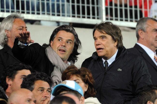 OM : McCourt veut jouer le maintien ou gagner la C1 demande Bernard Tapie
