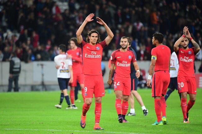 PSG : Marquinhos compte les occasions et fait le bilan