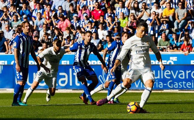 Alaves - Real Madrid : 1-4 avec un triplé de Cristiano Ronaldo