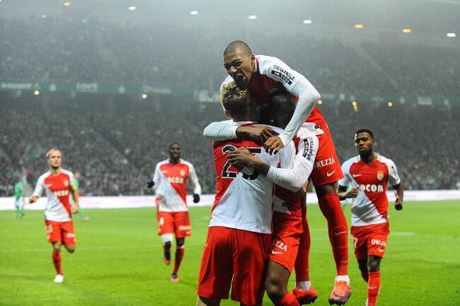 ASM : Monaco « se rapproche du PSG » et veut « gagner le titre »