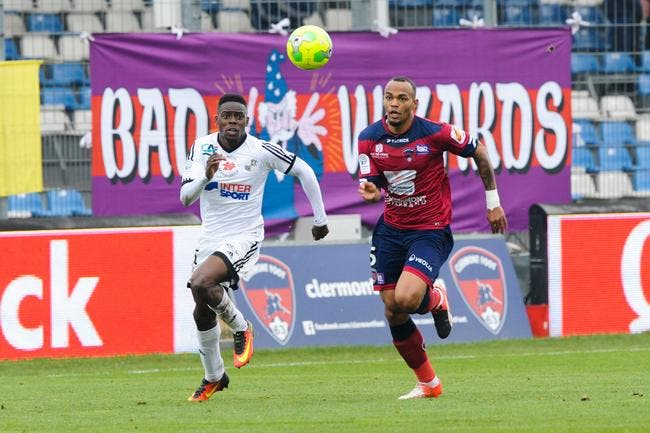 Clermont - Amiens : 1-0