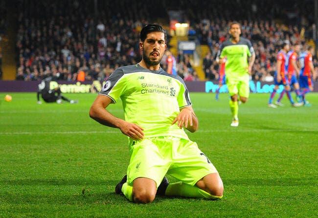 Crystal Palace - Liverpool : 2-4