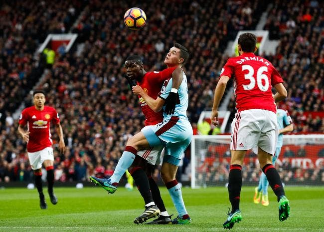 Man Utd - Burnley : 0-0
