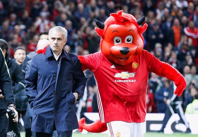 Man Utd : Mourinho voit rouge et ses stats sont pathétiques
