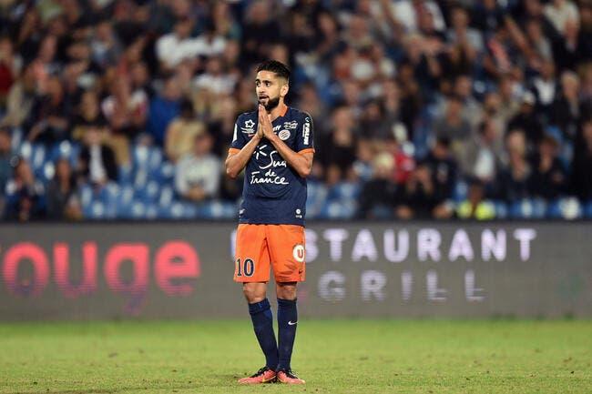 MHSC : Une gastro prive Montpellier de 5 joueurs contre Lorient !