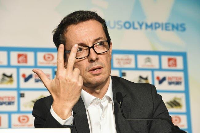 OM : Oui Eyraud est parisien, mais non il n'a jamais supporté le PSG
