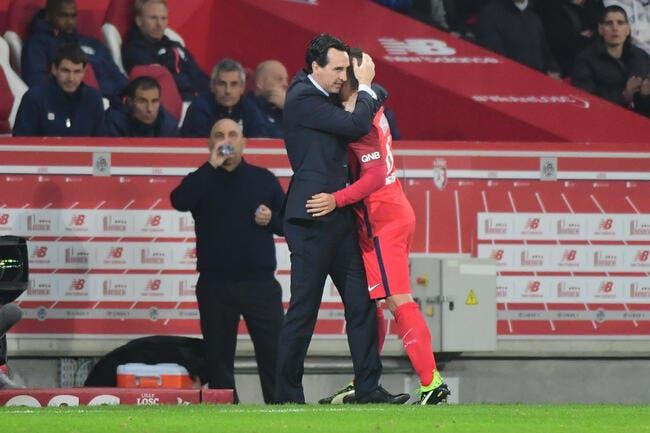 PSG : Verratti et Emery méritent un Oscar s'amuse Severac