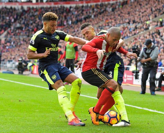 Sunderland - Arsenal : 1-4
