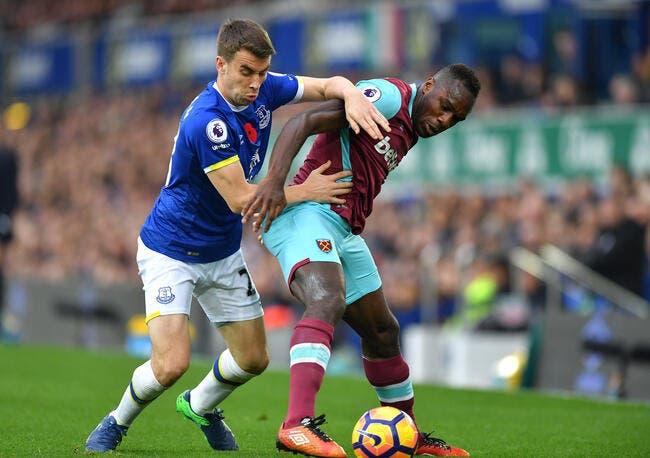 Everton - West Ham : 2-0