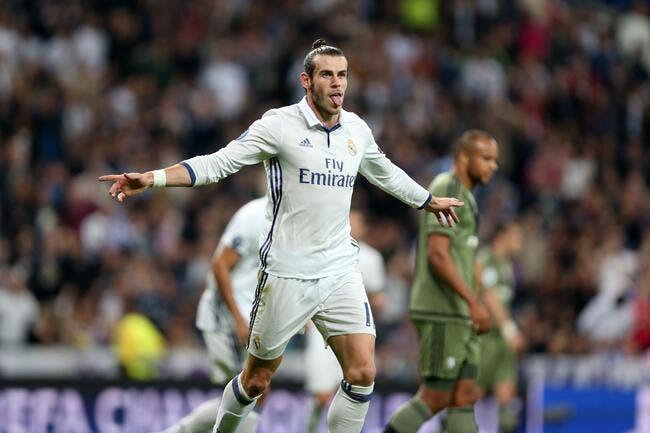 Officiel : Gareth Bale prolonge jusqu'en 2022 au Real Madrid
