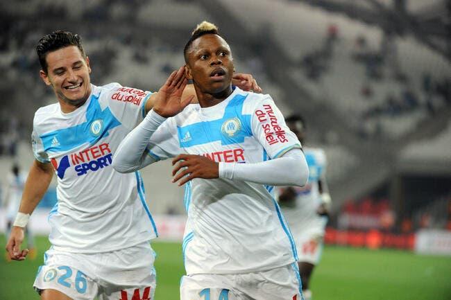 OM : Njie ne sait pas s'il restera à Marseille en fin de saison