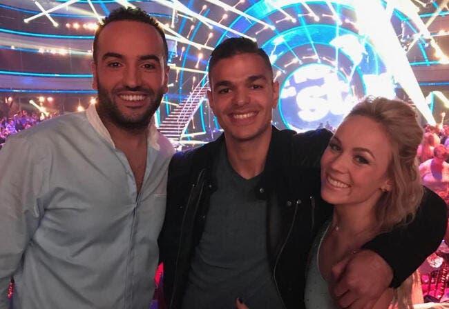 PSG : Ben Arfa porte la poisse à un candidat de Danse avec les Stars