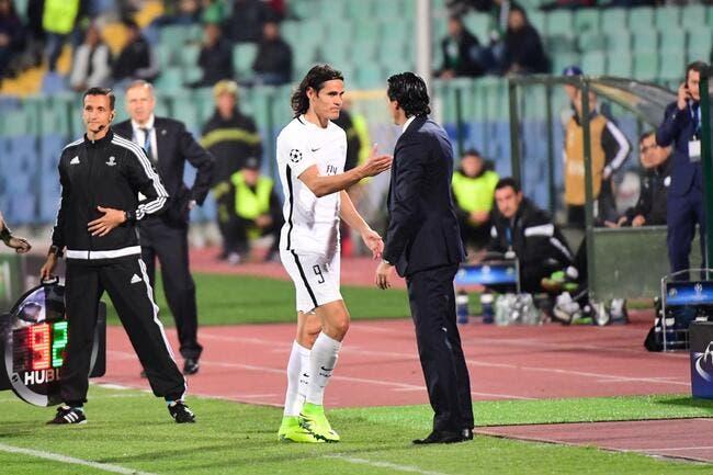 PSG : BRP explique pourquoi Cavani sauve la tête d'Emery