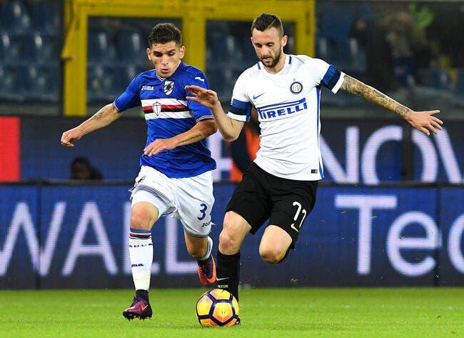 Sampdoria Gênes - Inter Milan : 1-0