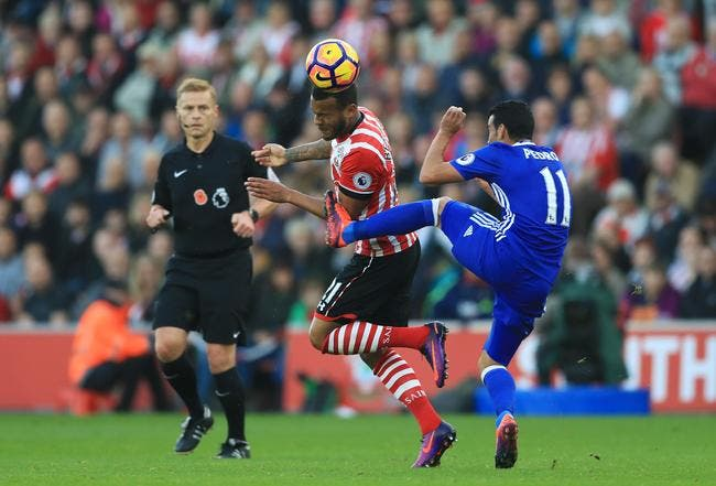 Southampton - Chelsea 0-2