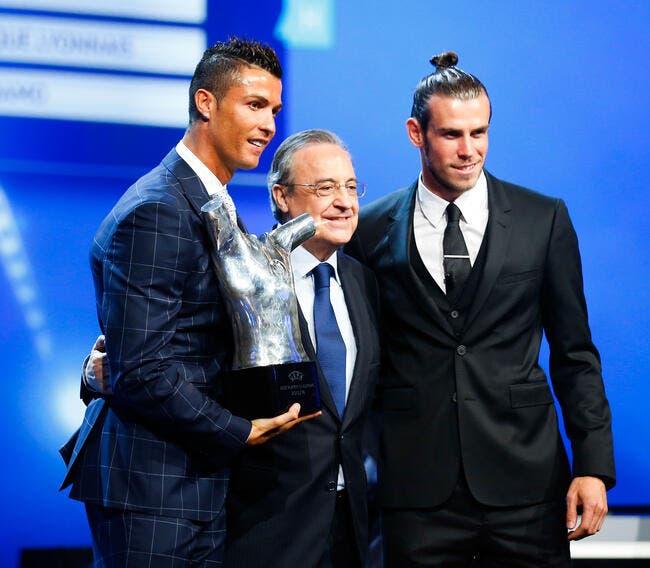 Un salaire monstrueux pour Bale, qui met la misère à Cristiano Ronaldo