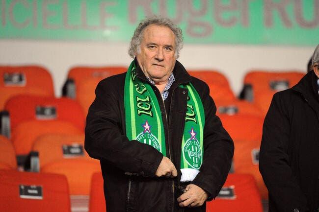 ASSE : Les Verts soutiennent Hervé Revelli après une lourde opération
