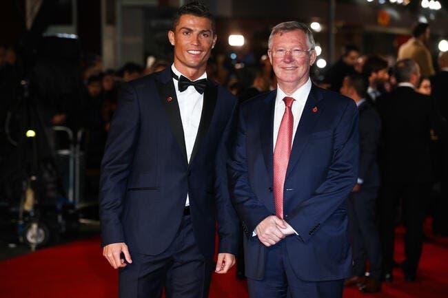 Ballon d'Or : Sir Alex Ferguson vote Cristiano Ronaldo à 1.000%