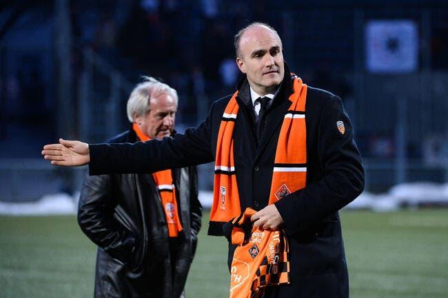 Lorient : Rémi Garde regrette le mensonge de Loïc Féry et le tacle