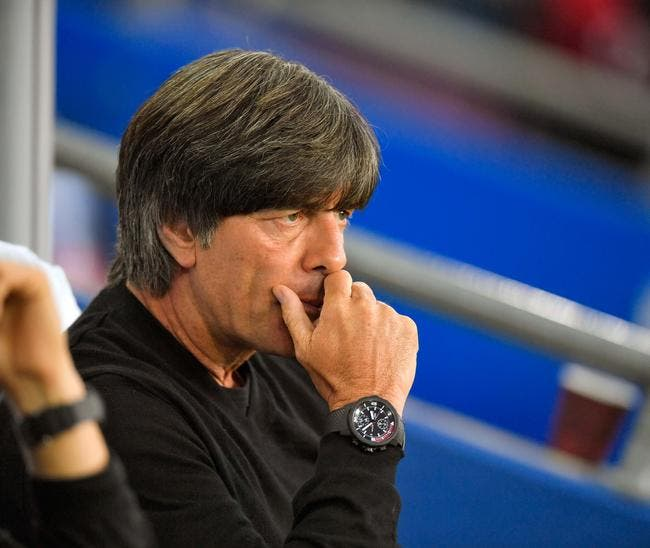 Officiel : Löw prolonge avec l'Allemagne jusqu'en 2020