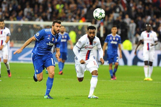 OL : Aulas se contentera d'un point contre la Juventus