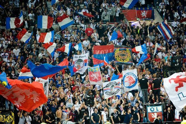 OL : Un record niveau supporters pour le match contre la Juventus ?
