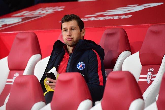 PSG : Krychowiak déjà exfiltré du Paris SG pour l'Italie ?
